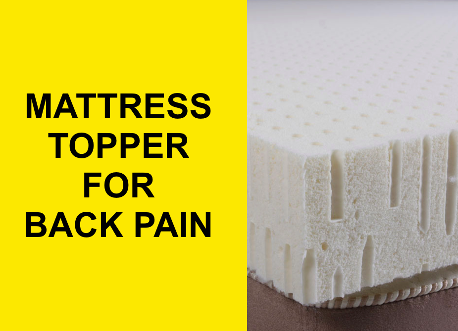 Best Mattress Topper For Back Pain 100 Off Coupon